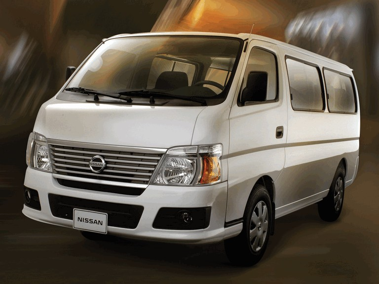 2007 Nissan Urvan Microbus 280449