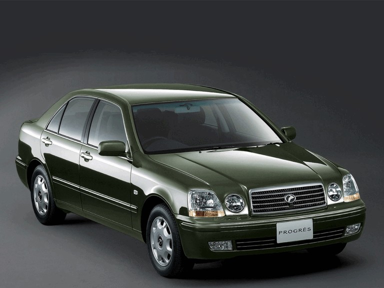 2007 Toyota Progrès 280458