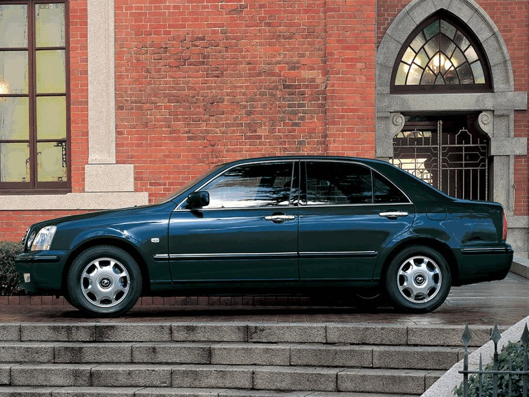 2007 Toyota Progrès 280459
