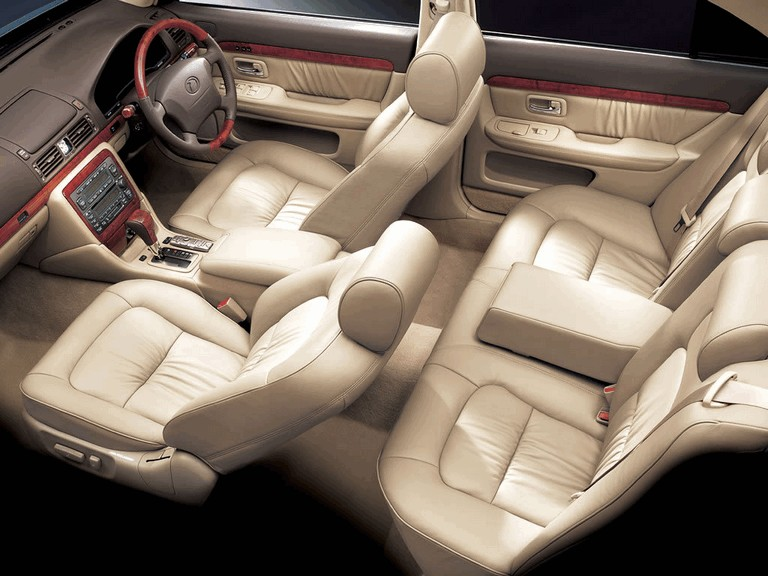 2007 Toyota Progrès 280461
