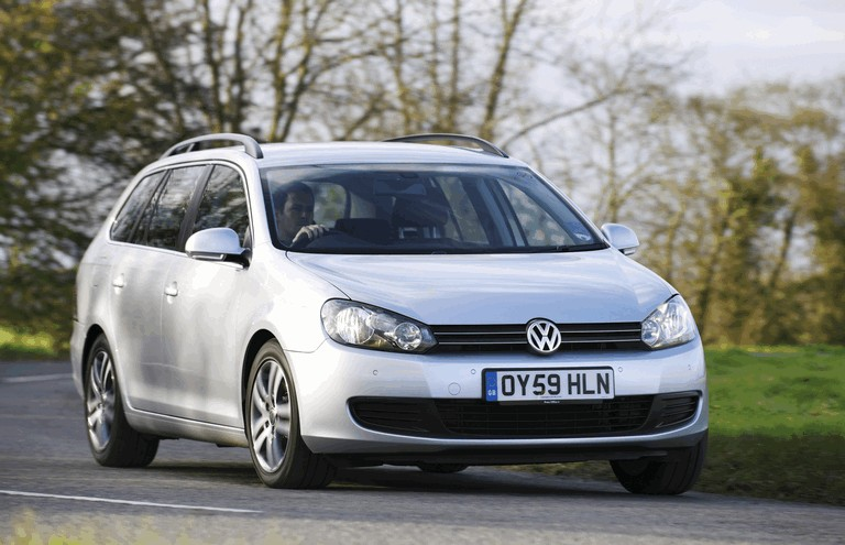 2009 Volkswagen Golf Estate - UK version 280479