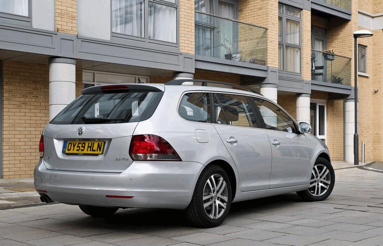 2009 Volkswagen Golf Estate - UK version 280482