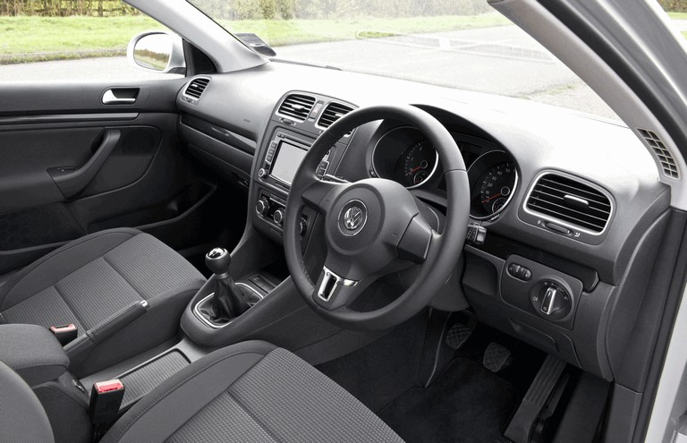 2009 Volkswagen Golf Estate - UK version 280483