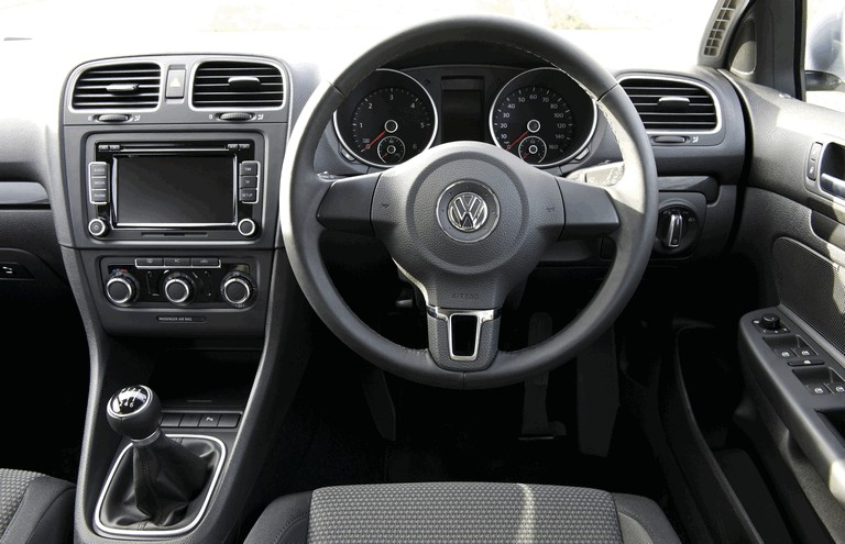2009 Volkswagen Golf Estate - UK version 280484