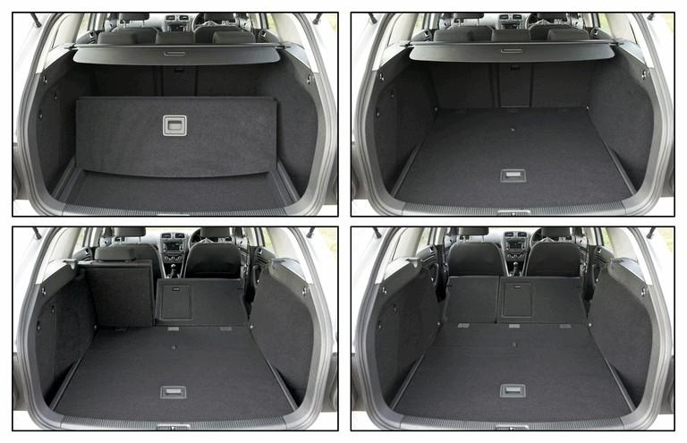 2009 Volkswagen Golf Estate - UK version 280485