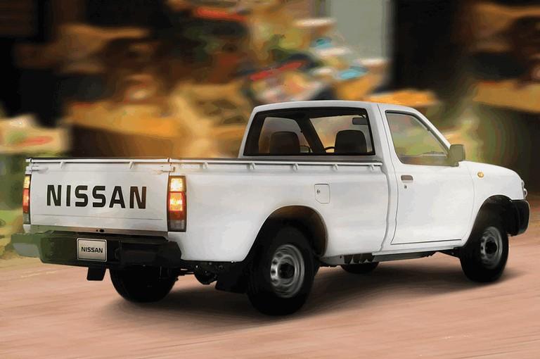 2008 Nissan Camiones Single Cab 280491