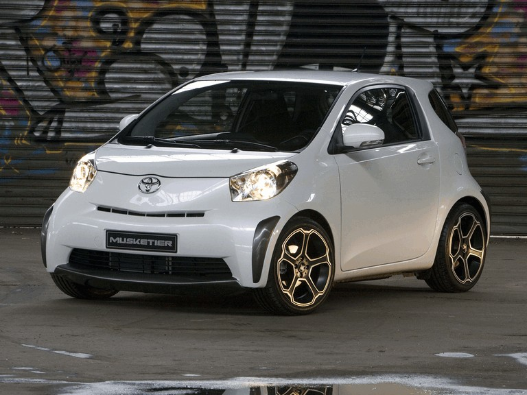 2009 Toyota IQ by Musketier 280504