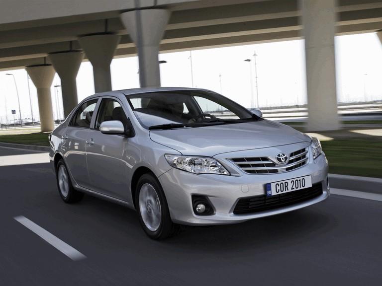 2010 Toyota Corolla sedan 280544