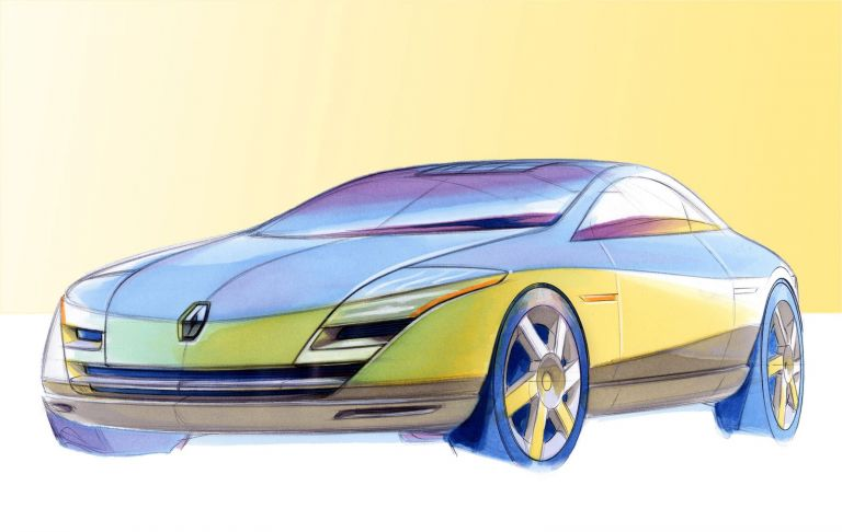 2004 Renault Fluence concept 528148