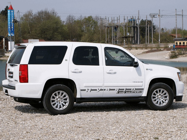 2010 Chevrolet Tahoe Hybrid By Geiger 280885 Best Quality