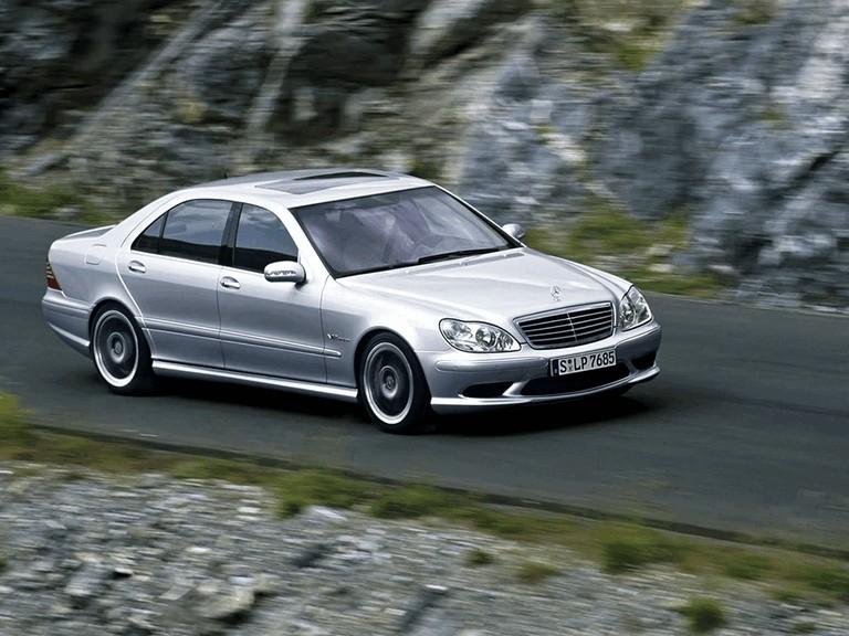 2004 Mercedes-Benz S65 ( W220 ) AMG 281124