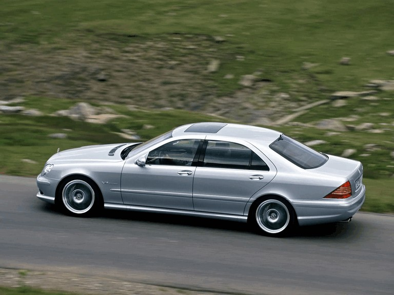2004 Mercedes-Benz S65 ( W220 ) AMG 281125