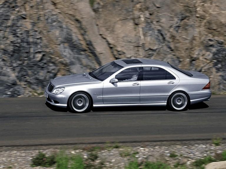 2004 Mercedes-Benz S65 ( W220 ) AMG 281126