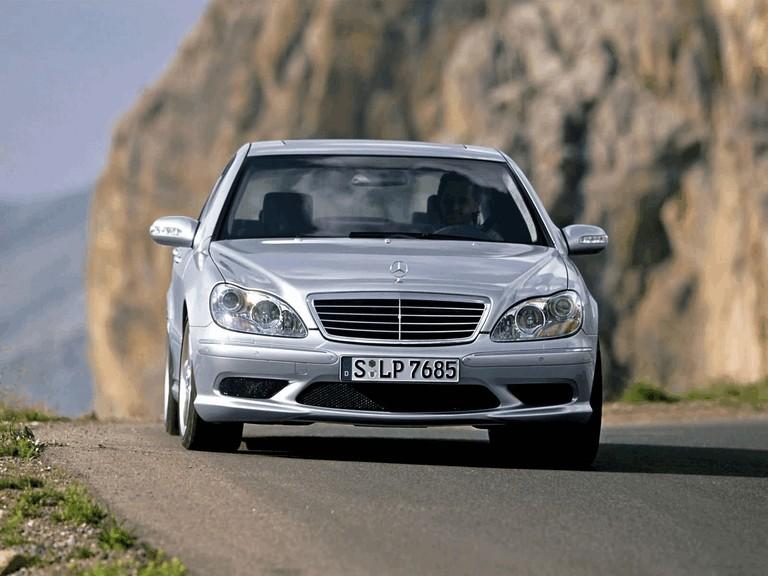 2004 Mercedes-Benz S65 ( W220 ) AMG 281127