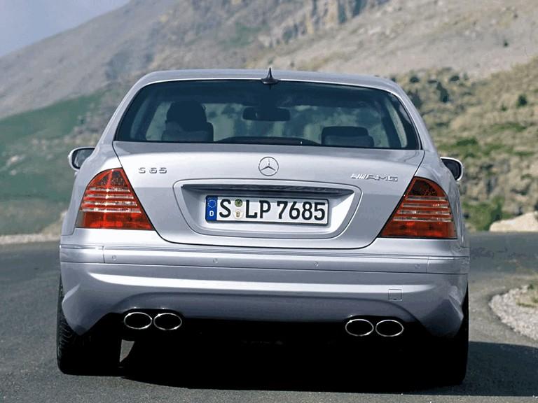 2004 Mercedes-Benz S65 ( W220 ) AMG 281128