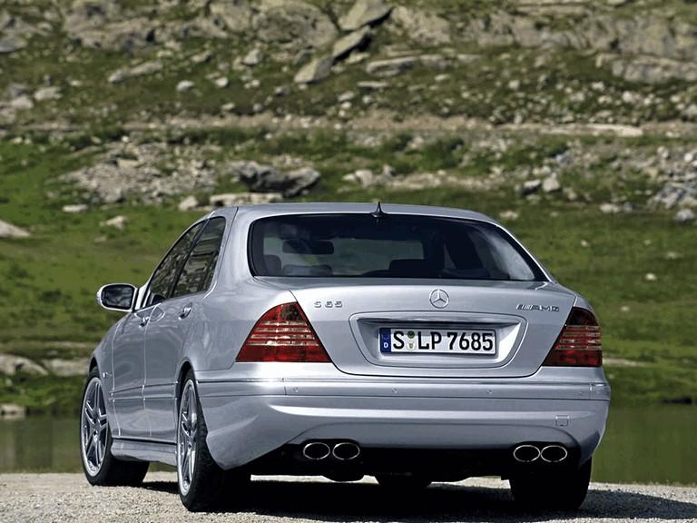 2004 Mercedes-Benz S65 ( W220 ) AMG 281129