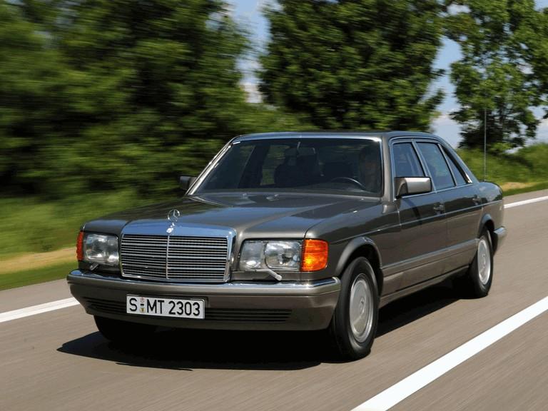 1985 Mercedes-Benz 500SEL ( W126 ) 281218