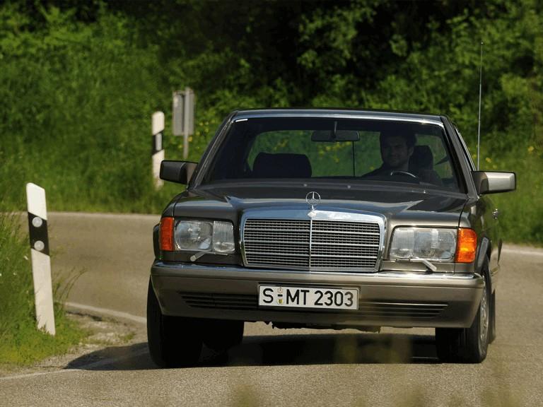 1985 Mercedes-Benz 500SEL ( W126 ) 281219
