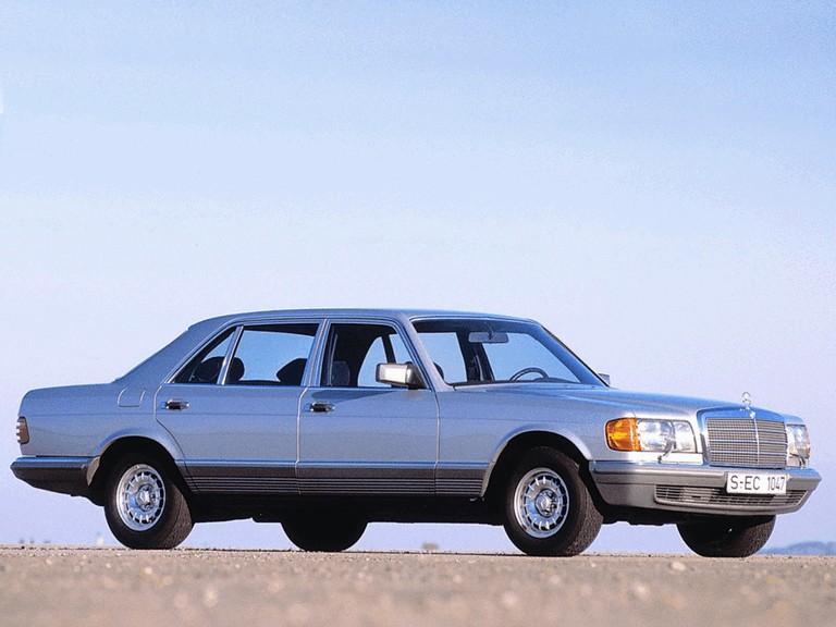1985 Mercedes-Benz 500SEL ( W126 ) 281222