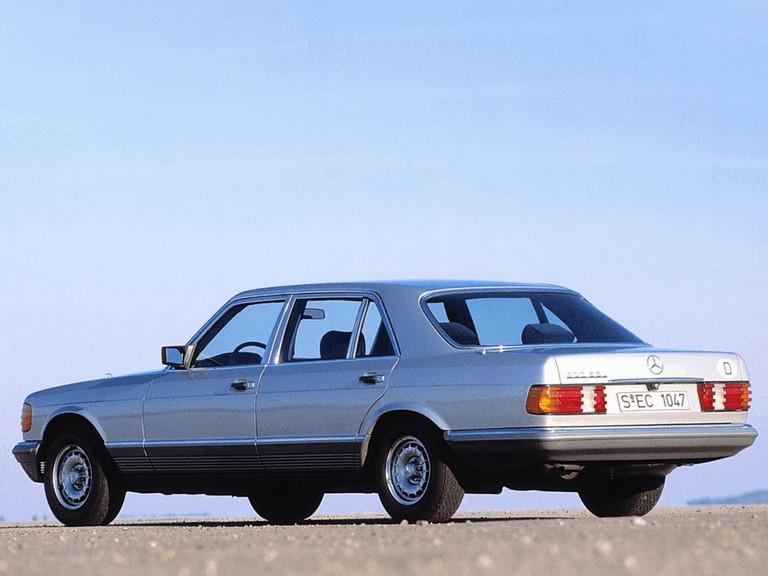 1985 Mercedes-Benz 500SEL ( W126 ) 281223