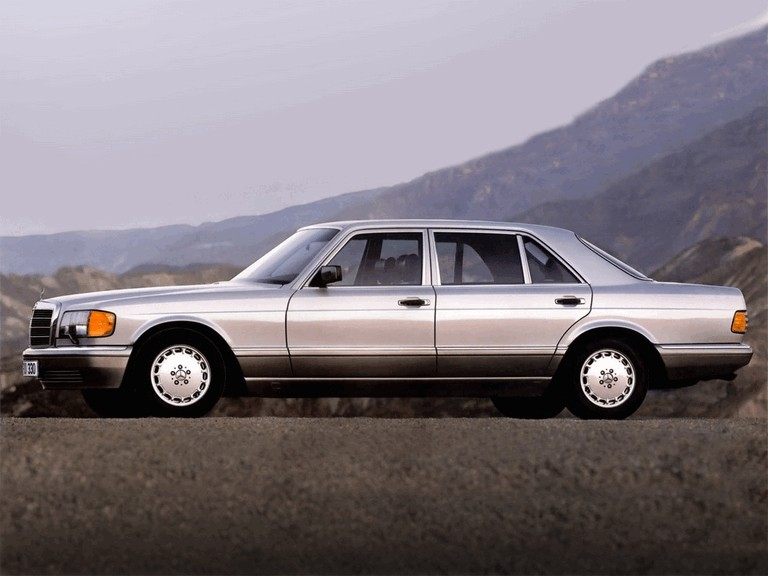 1985 Mercedes-Benz 500SEL ( W126 ) 281224