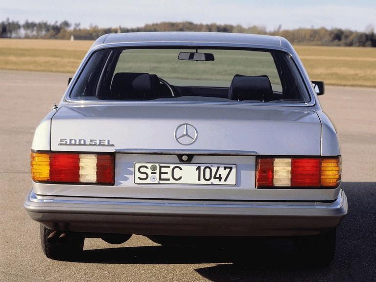 1985 Mercedes-Benz 500SEL ( W126 ) 281225
