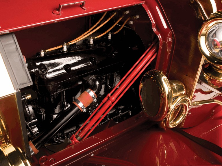 1909 Ford Model T Landaulet 281284