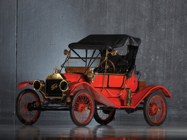1911 Ford Model T Torpedo Runabout 281288