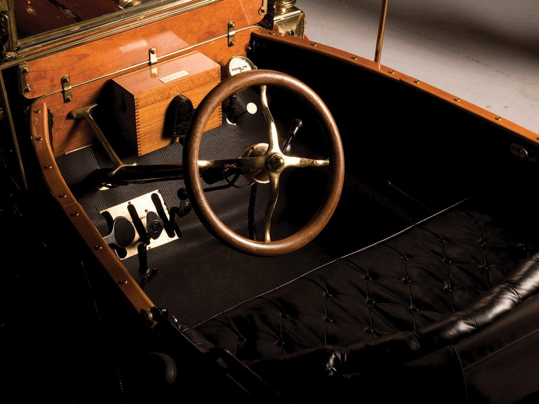 1911 Ford Model T Torpedo Runabout 281290