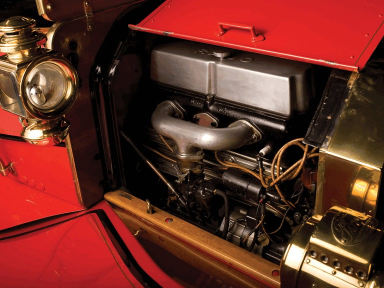 1911 Ford Model T Torpedo Runabout 281291