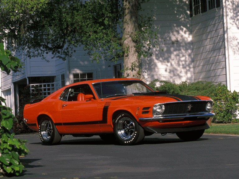 1970 Ford Mustang Boss 302 281332