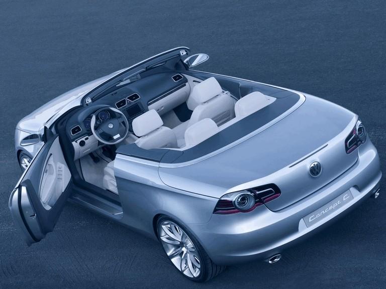 2004 Volkswagen Concept-C 203586