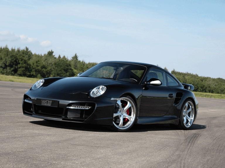 2010 Porsche 911 ( 997 ) Turbo Aerokit II by TechART 281429