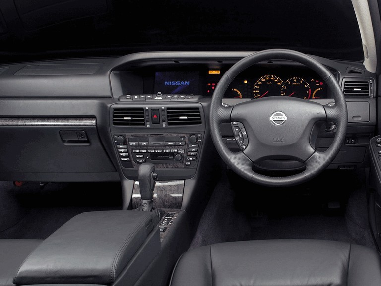 1999 Nissan Gloria ( Y34 ) 281498