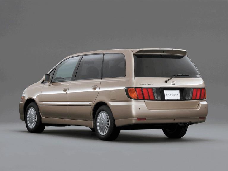 2001 Nissan Bassara ( JU30 ) 281523
