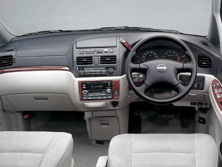 2001 Nissan Bassara ( JU30 ) 281525