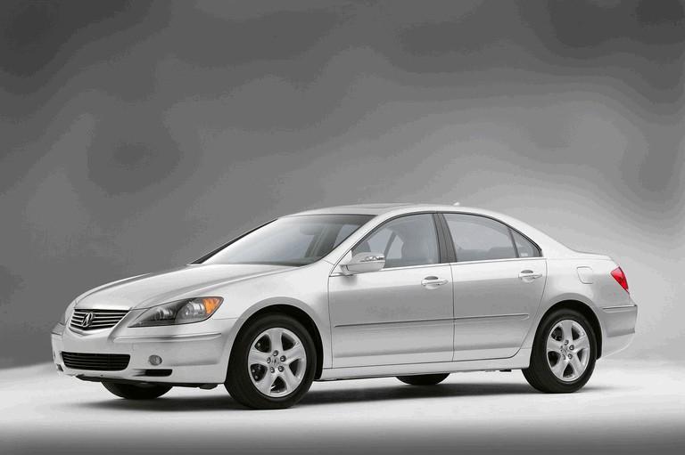 2005 Acura RL 203670