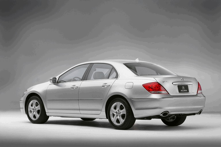 2005 Acura RL 203672