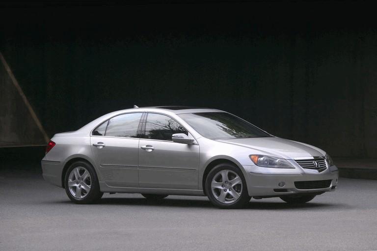 2005 Acura RL 203676
