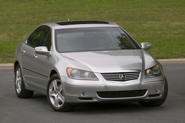 2005 Acura RL 203686
