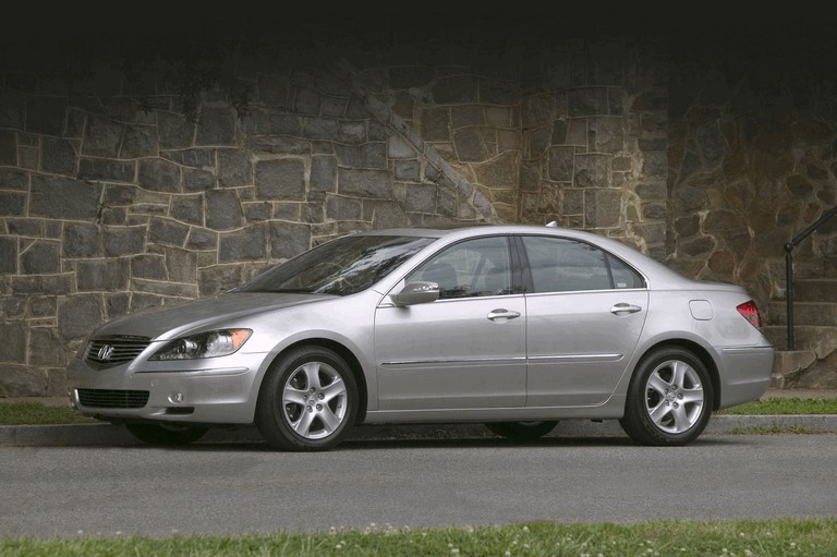 2005 Acura RL 203689