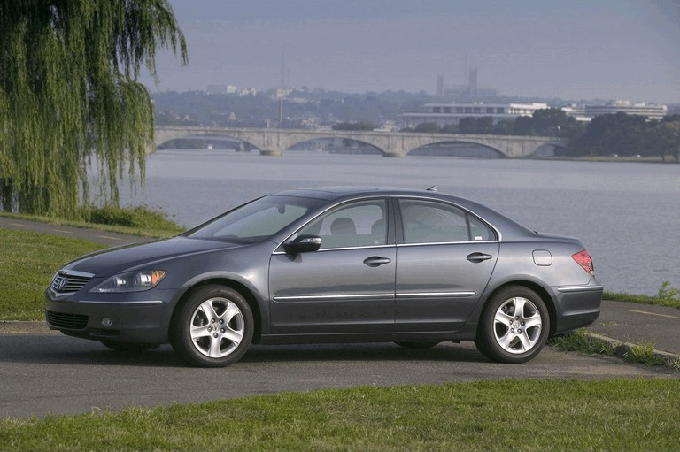 2005 Acura RL 203698