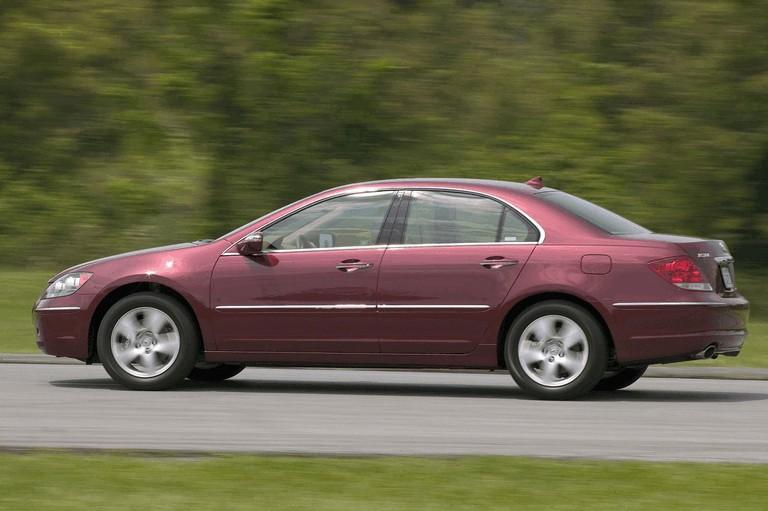 2005 Acura RL 203708