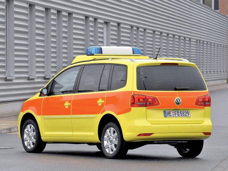 2010 Volkswagen Touran Notarzt 281775