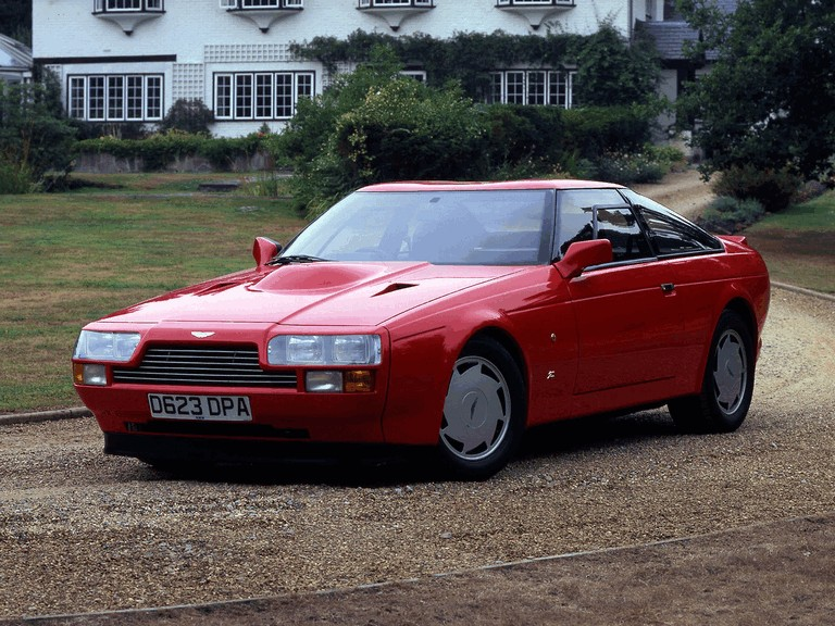 1986 Aston Martin V8 Vantage Zagato 282030 Best Quality Free High Resolution Car Images Mad4wheels