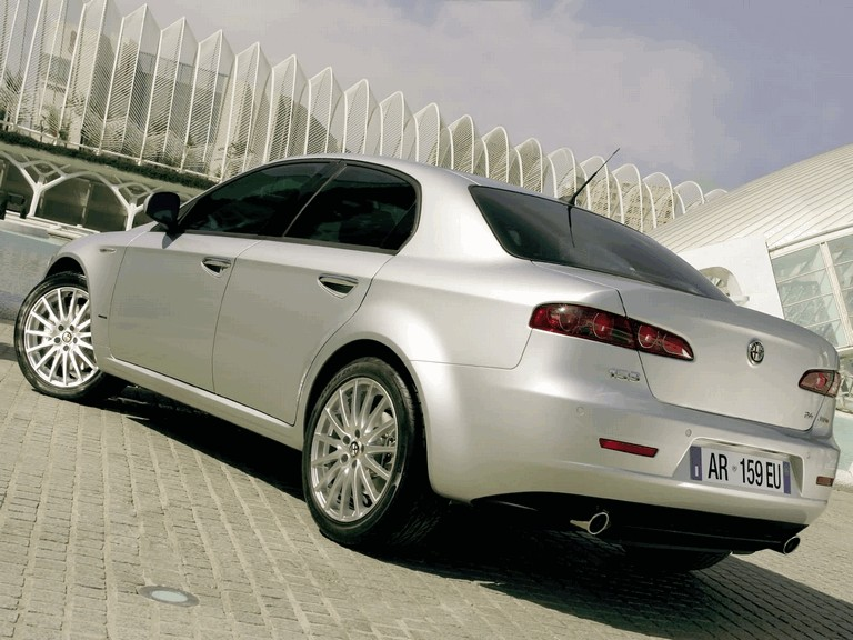 2005 Alfa Romeo 159 203782