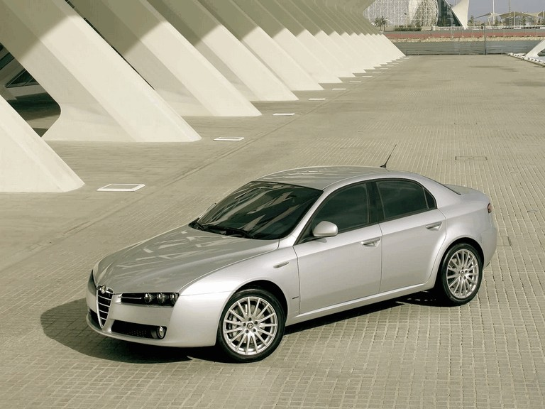 2005 Alfa Romeo 159 203785