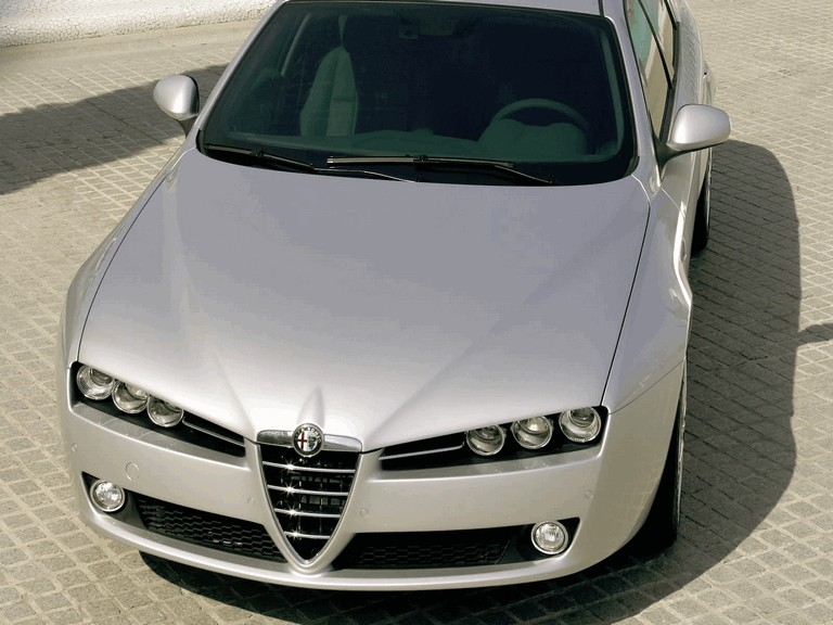 2005 Alfa Romeo 159 203789