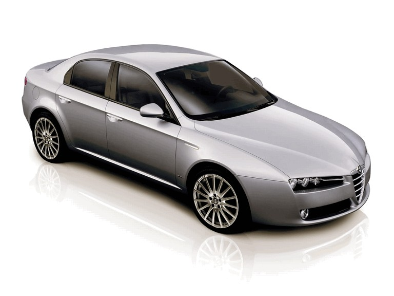 2005 Alfa Romeo 159 203826