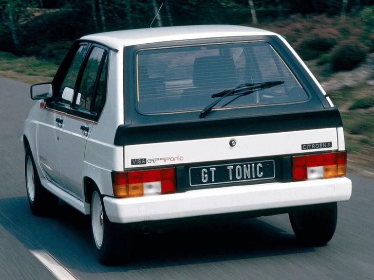 1983 Citroën Visa GT Tonic 282089
